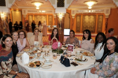 In Pics: Burj Al Arab Breakfast 2019