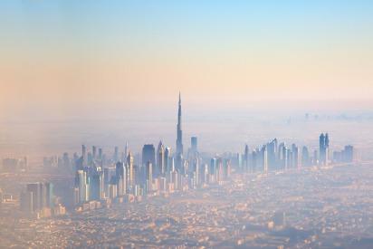 Stunning Three Decade Timelapse of Dubai