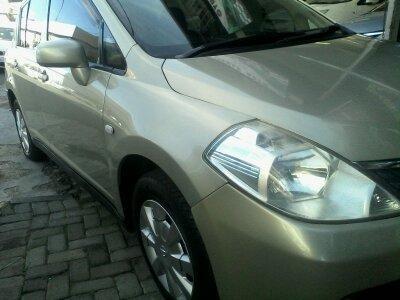 Nissan Tiida 1.6L 2007 Hatchback Full Auto