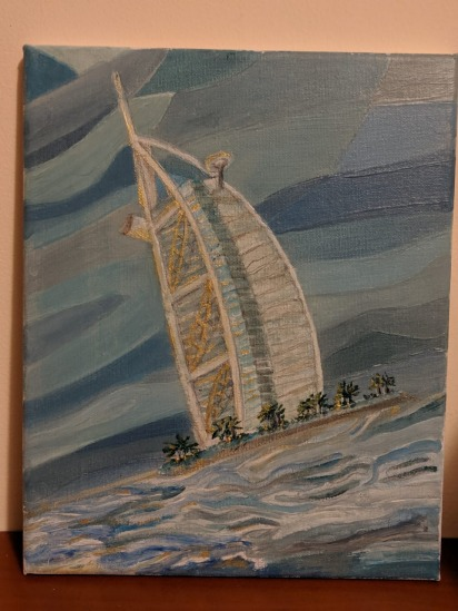Artwork - Burj Al Arab
