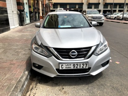 Nissan Altima - 2017 model for sale