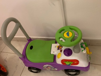 Ride on Scooter Toy
