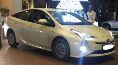 2017 Toyota Prius - earth-friendly and safe