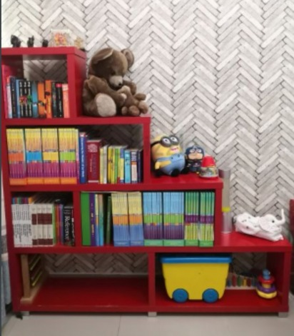 Book shelf or Divider for sale