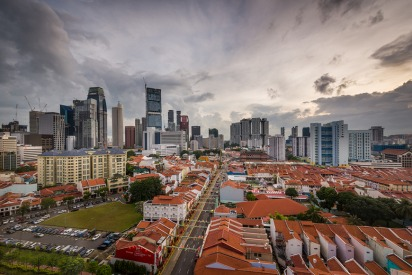 Housing in Singapore