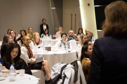 In Pictures: HR Breakfast with Kate Sweetman