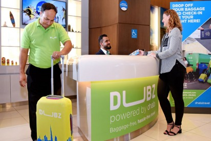 Skip the Queues and Check-in for Flights at The Dubai Mall