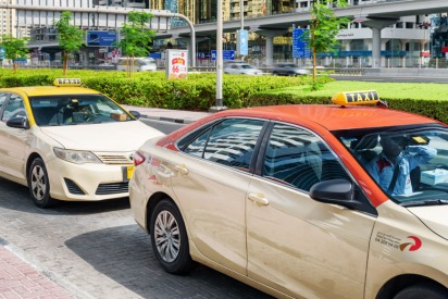 RTA Soon to Halt Booking Dubai Taxis By Phone