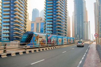 Dubai Tram - Schedules, Times and Guidelines