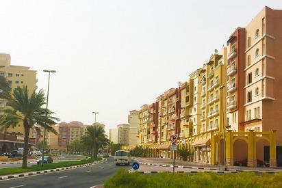 Dubai Area Guide: International City