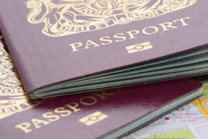 British Passports In The UAE