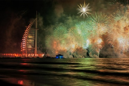 Illegal fireworks and fireworks laws in Dubai and UAE