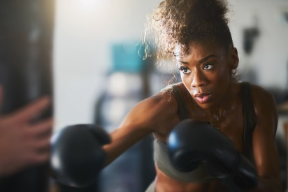 Female fighters to inspire your workout