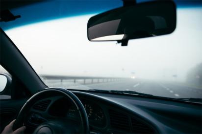 Fog In The UAE