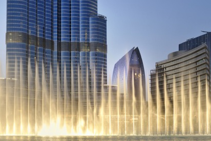 The Dubai Fountain: A Guide to One of Dubai's Best Tourist Attractions
