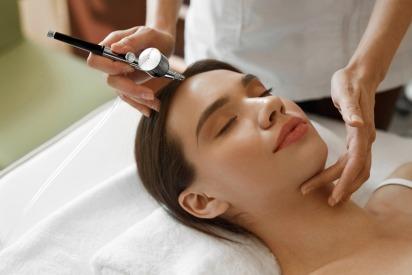 Benefits of an oxygen head spa