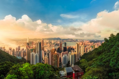 Moving to Hong Kong