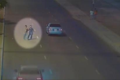 Jaywalking and pedestrian crossings in UAE