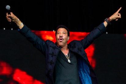 Soul Singer Lionel Richie To Headline at This Saudi Music Festival