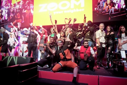 Middle East Games Con Returns to Abu Dhabi