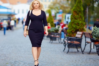 Hide Figure Flaws Through Dresses