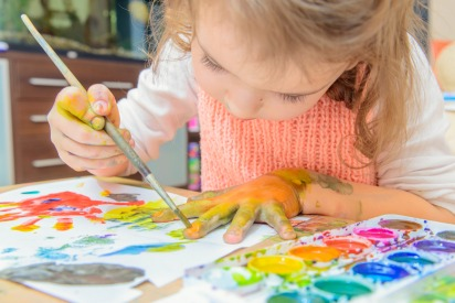 Boosting your child's fine motor skills