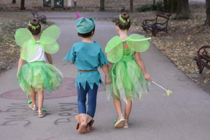 Peter Pan Spring Camp at Blossom Nursery