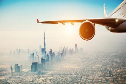 A Female Pilot From Dubai's Ruling Family