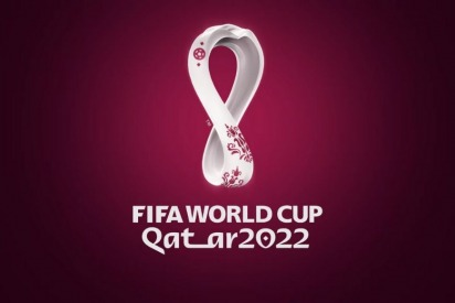 Qatar Just Unveiled the Official Logo for FIFA World Cup 2022
