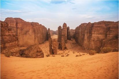 Name A Rock In KSA