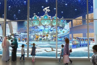 Snow Abu Dhabi coming to UAE