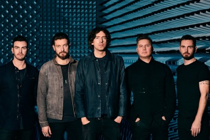 Snow Patrol at Emirates Airline Dubai Jazz Festival 2019