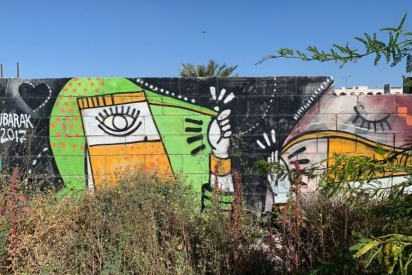 Qatar Street Art: Doha's Best Areas to Discover Graffiti