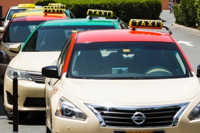 Rate your taxi driver in Dubai