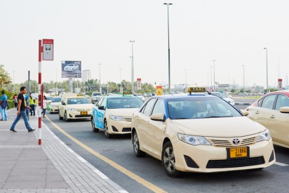 Guide to Getting Around Dubai by Taxi