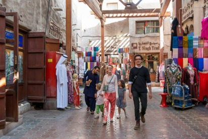 UAE Tourists VAT refund