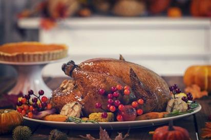 Celebrate Thanksgiving in Dubai