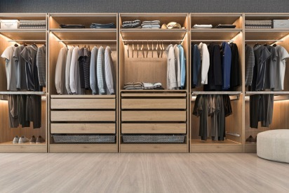 Dream of Owning A Walk-In Wardrobe?