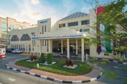 Mediclinic Welcare Hospital