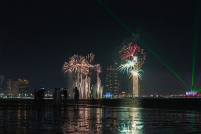 Where to See the Fireworks for UAE National Day