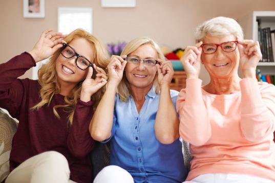New Pair of Glasses