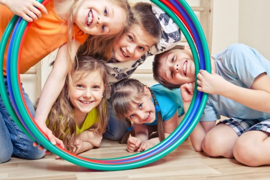 Gyms for Kids in Abu Dhabi | My First Gym