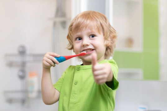 Here's Why Your Child Needs to Brush Thrice a Day