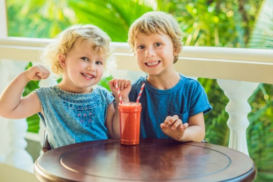 4 Fun Ways Kids Can Stay Hydrated This Summer
