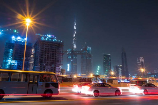 Why Should You Avoid Over-Speeding in the UAE?