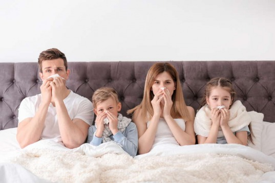Flu Season in Dubai – Here's How to Avoid Colds and Flu