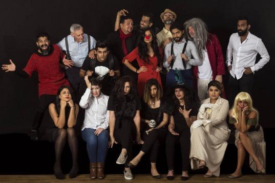 Enter Macbeth theatre show in Dubai
