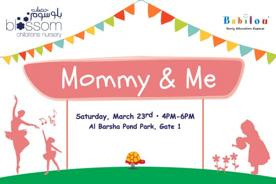 Blossom Nursery Mother's Day Event