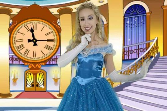 Cinderella by Dubai Panto