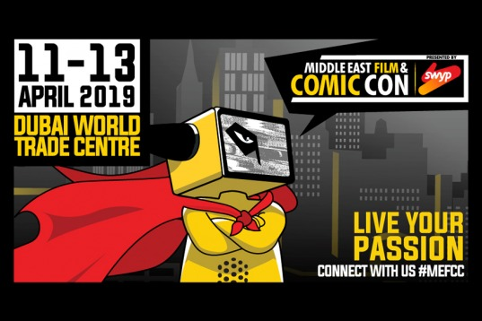 Middle East Film and Comic Con 2019 in Dubai